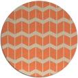 rug #1014665 | round beige gradient rug