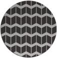rug #1014669 | round red-orange gradient rug