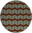 rug #1014671 | round gradient rug