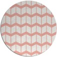 rug #1014686 | round gradient rug