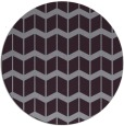rug #1014701 | round purple gradient rug
