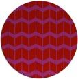 rug #1014717 | round gradient rug