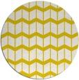 rug #1014745   round white gradient rug