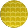 rug #1014748 | round gradient rug