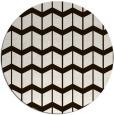 rug #1014753 | round gradient rug
