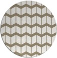 rug #1014765 | round beige natural rug