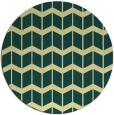 rug #1014786 | round gradient rug