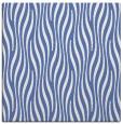 rug #1015233 | square blue stripes rug