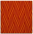 rug #1015437 | square red stripes rug