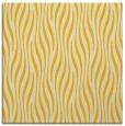 rug #1015497 | square yellow popular rug