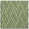 rug #1015513   square yellow stripes rug