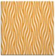rug #1015545 | square light-orange animal rug