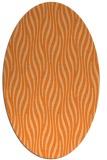 rug #1015819   oval stripes rug