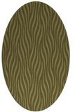 rug #1015893   oval light-green animal rug
