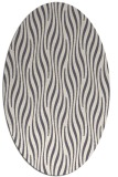 rug #1015912   oval stripes rug