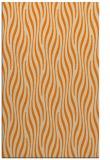 rug #1015913 |  orange popular rug