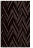rug #1015929 |  brown stripes rug