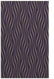 rug #1016021 |  blue-violet animal rug