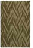 rug #1016029 |  mid-brown stripes rug