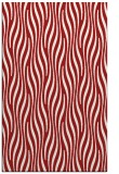 rug #1016169    red stripes rug