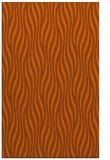 rug #1016185 |  red-orange stripes rug