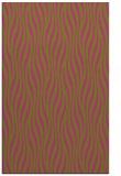 rug #1016253 |  light-green stripes rug