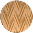 rug #1016277   round beige stripes rug