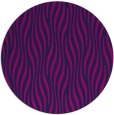 rug #1016313 | round blue animal rug
