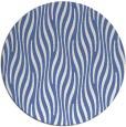 rug #1016325 | round blue rug
