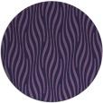 rug #1016377 | round purple animal rug