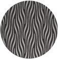 rug #1016489   round orange animal rug