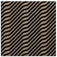 rug #1017017 | square black animal rug