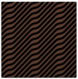 rug #1017021 | square black stripes rug