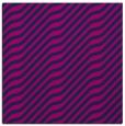 rug #1017041 | square blue animal rug