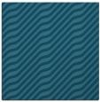 rug #1017077   square blue-green animal rug