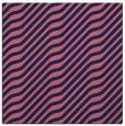 rug #1017101 | square blue-violet animal rug