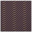 rug #1017245 | square mid-brown rug