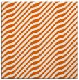 rug #1017281 | square red-orange animal rug