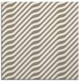 rug #1017313 | square white animal rug