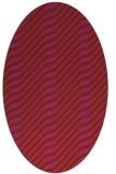 rug #1017631   oval animal rug