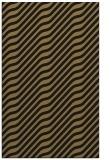 rug #1017761 |  brown stripes rug