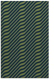 rug #1017777 |  blue stripes rug
