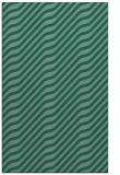 rug #1017789 |  blue-green animal rug