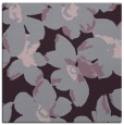 rug #101781 | square purple natural rug