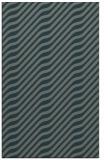 rug #1017865 |  green stripes rug