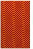 rug #1017985 |  orange animal rug