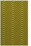 rug #1018065 |  light-green stripes rug