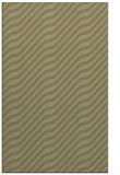 rug #1018069 |  light-green stripes rug
