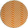 rug #1018097 | round beige rug