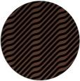 rug #1018113   round black popular rug
